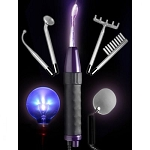 Zeus Twilight Wand Electrify Me Ultimate Accessory Kit- 110 v