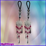Teardrops and Beads Dangles