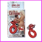 CLIT FLICKER W/WIRELESS STIM